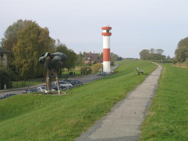 Leuchtturm Krautsand